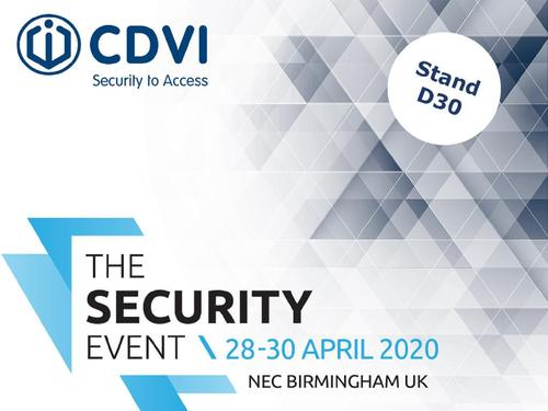 CDVI Announces Participation in The Security Event